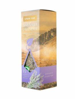 Травяной чай в пирамидках «Лаванда»